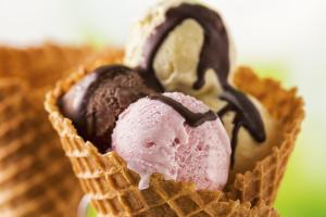 Ice Cream Bar, Trago Mills, Newton Abbot